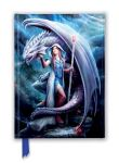 Anne Stokes: Dragon Mage Foiled Notebook